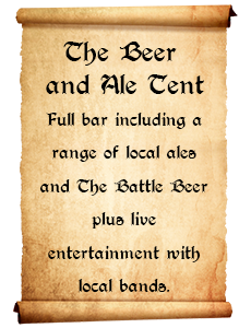 The Beer and Ale Tent
