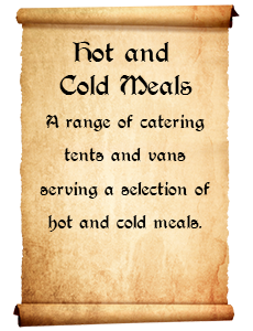 Hot and Cold Meals