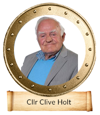 Cllr Clive Holt