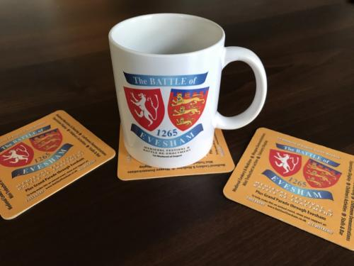 Battle of Evesham Mug